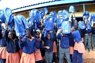 Swaziland school packs 2009